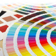 Color Swatch choices — Stock Photo