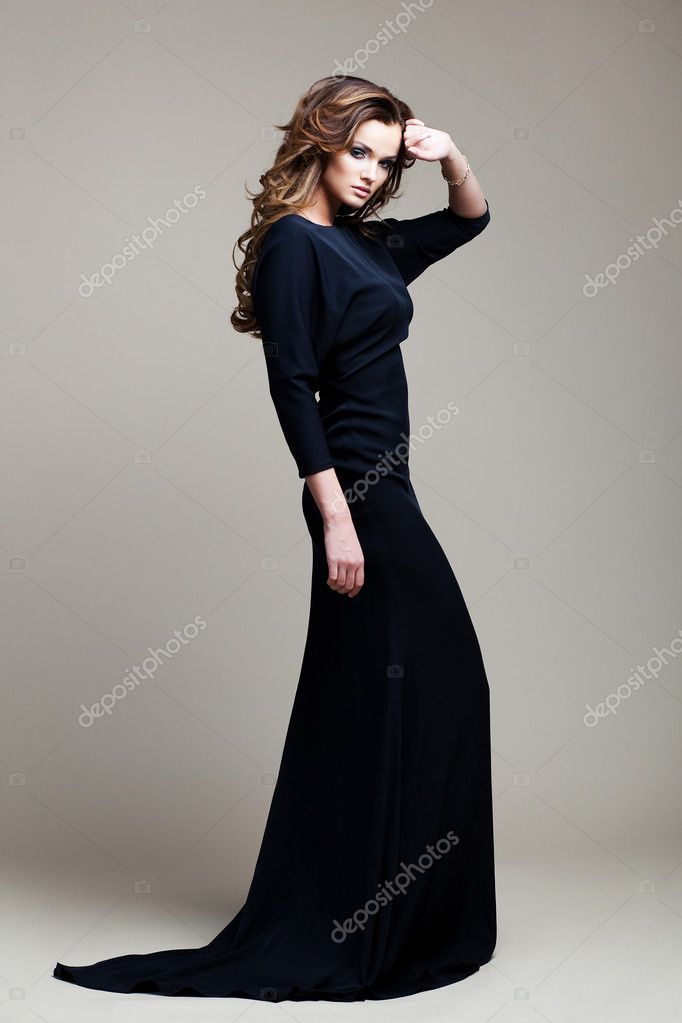 Elegant lady — Stock Photo #10026990