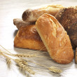 Group of bread — Stock Photo #10250681