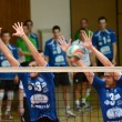 Kaposvar - kecskemet volleyball game - Foto Stock