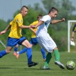 Kaposvar - Siofok under 16 soccer game — Photo