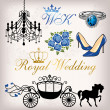 Royal Wedding — Stock Vector #10350852