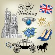 Royal Wedding — Stock Vector #10493242