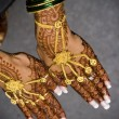 Stock Photo: Indian wedding