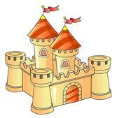 Castle — Stock Vector