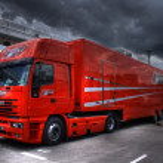 Постер, плакат: Ducati Truck