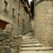 Rupit. Catalonia. - Stock Photo