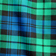 Foto de Stock  : Green Blue Plaid Background
