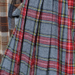 Kilt Skirts with Multiple Colors — Stock Photo