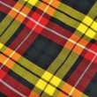 Plaid Scottish Kilt Background — Stock Photo #10028123