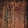 Rustic Wood Background Red and Black - Stock Photo