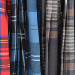 Scottish Kilt Background — Stock Photo