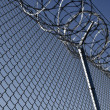 Prison Security Fence — Stock Photo #10029406