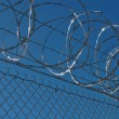 Prison Security Fence — Stock Photo #10029410
