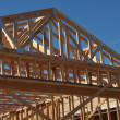 Stock Photo: Construction Frame