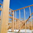 New Home Construction — Stock Photo #10029711