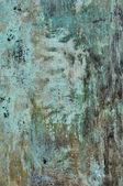 Blue Grunge Metal Texture Background — Stock Photo