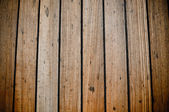 Grunge Wooden Ship Deck Planks Background — Stock Photo