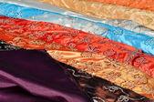 Indian Fabric — Stock Photo