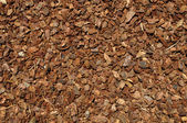 Mulch Background — Stockfoto