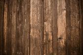 Rustic Dark Wood Background — Stock Photo