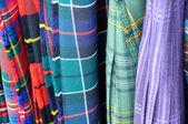 Scottish Kilts — Stockfoto