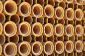 Sewer Pipe — Stock Photo