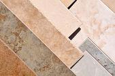 Tile Floor Sample — Stock Photo