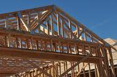 Construction Frame — Stock Photo