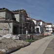 Residential Homes Under Construction — ストック写真