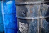 Hazardous Waste — Stock Photo