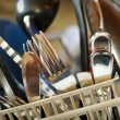 Dirty Dishes — Stock Photo #10363761