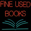 Fine Used Books — Stock Photo