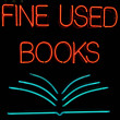 Stock Photo: Fine Used Books