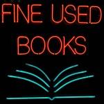 Fine Used Books — Stock Photo