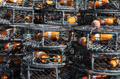 Crab Pots — Stock Photo