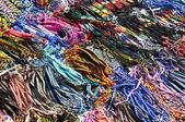 跳蚤市场珠宝首饰 — 图库照片
