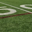 Stockfoto: Fifty Yard Line