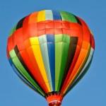 Hot Air Balloon Race in Reno Nevada — Stock Photo