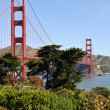 Golden Gate Bridge San Francisco California — Stock Photo