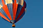 Hot Air Balloon Race — Stock Photo