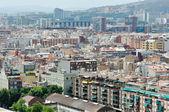 архитектура барселона испания — Стоковое фото