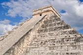 チチェン ・ イッツァ近代世界の七不思議のメキシコで — ストック写真