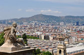 City of Barcelona — Stock Photo