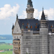 Neuschwanstein Castle - Stock Photo