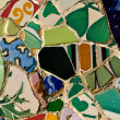 Park Guell Mosaic — Stock Photo #10412846