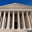 Stock Photo: Supreme Court of United States of America