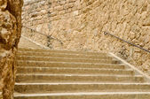 Stone Ancient Staircase — Stock Photo