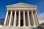 Supreme Court of United States of America — Stock Photo