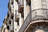 Barcelona Spain Traditional Architecture — Stock Photo